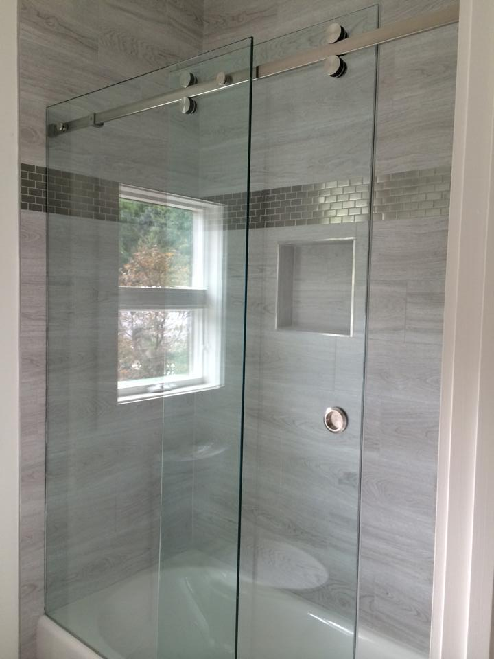 Gallery Of Frameless Showers Mia Shower Doors