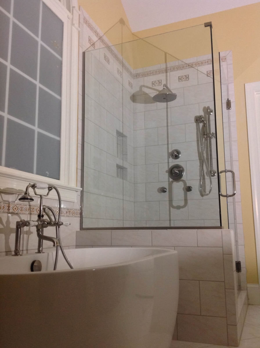 Frameless Glass Shower Doors Raleigh Nc Featured On Hgtv 39 S Love It Or List It