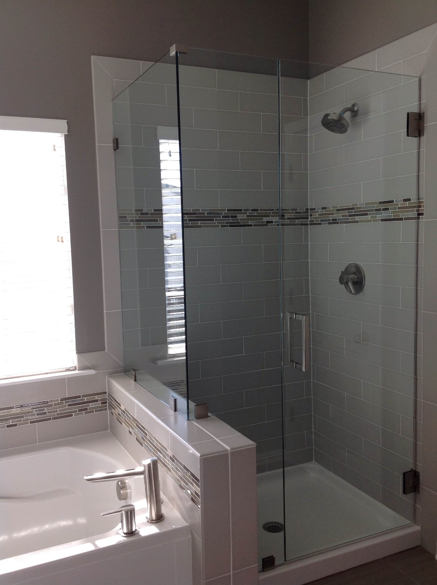 Frameless Glass Shower Doors Raleigh Nc Featured On