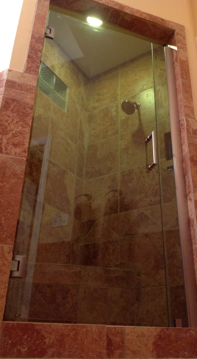 Photo Lowes Shower Door Installation In Raleigh By Mia