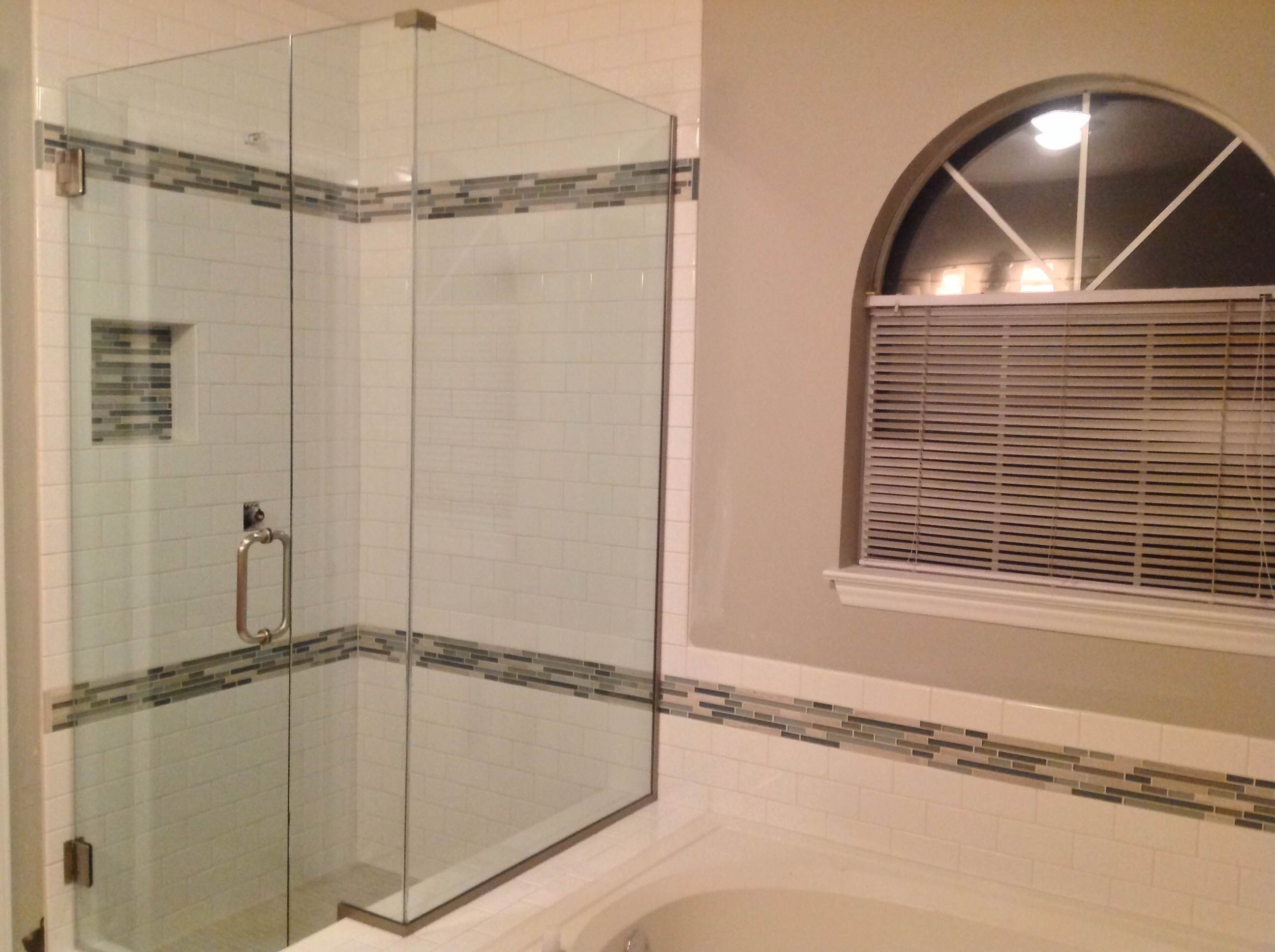 Shower door handles, hinges, towel bars & other shower hardware in ...