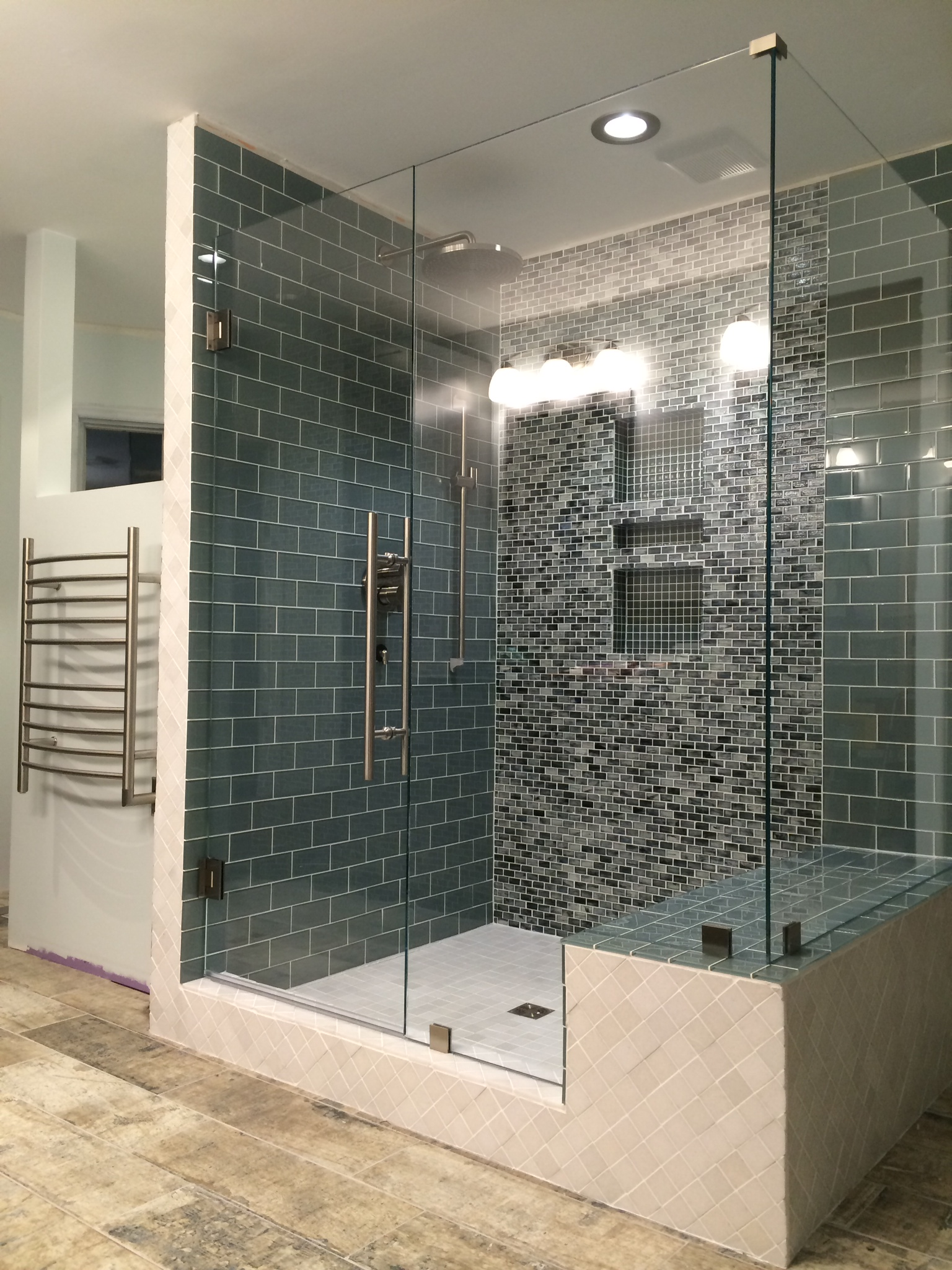 Frameless Glass Shower Doors Raleigh, NC | Featured on ...