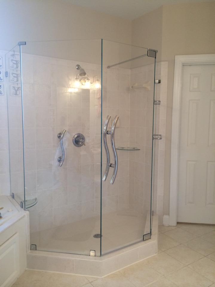 Gallery Of Frameless Showers Mia Shower Doors