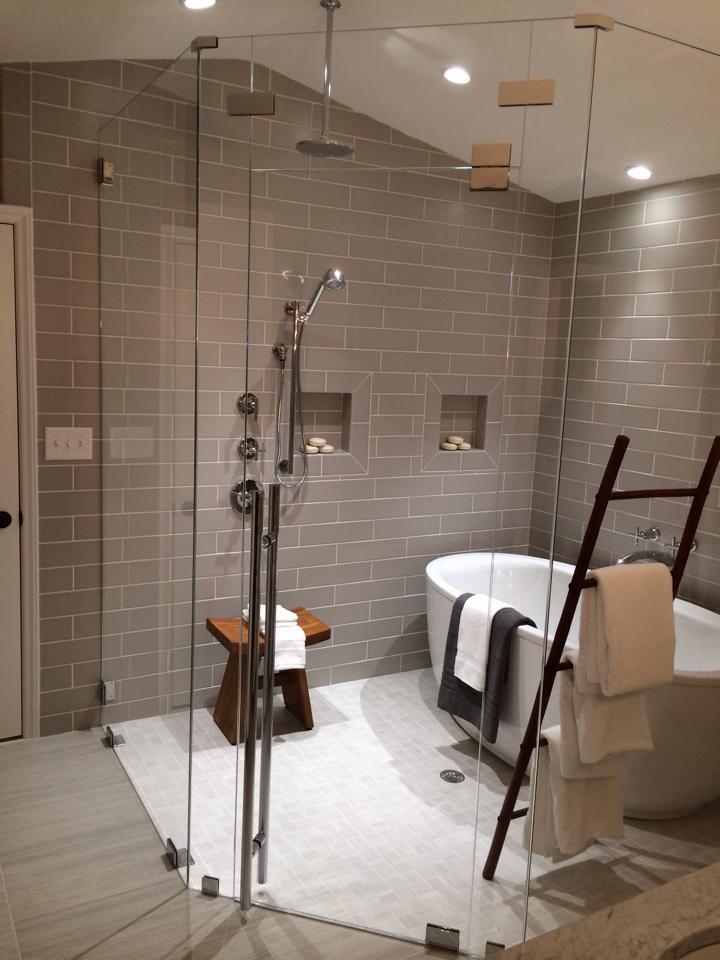 Raleigh bathroom remodeling mia shower doors for Bathroom remodel raleigh