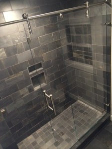bathroom tile Mia Shower Doors