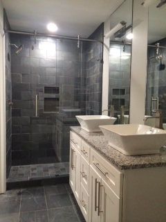Bathroom Tile Mia Shower Doors - Bathroom remodel raleigh