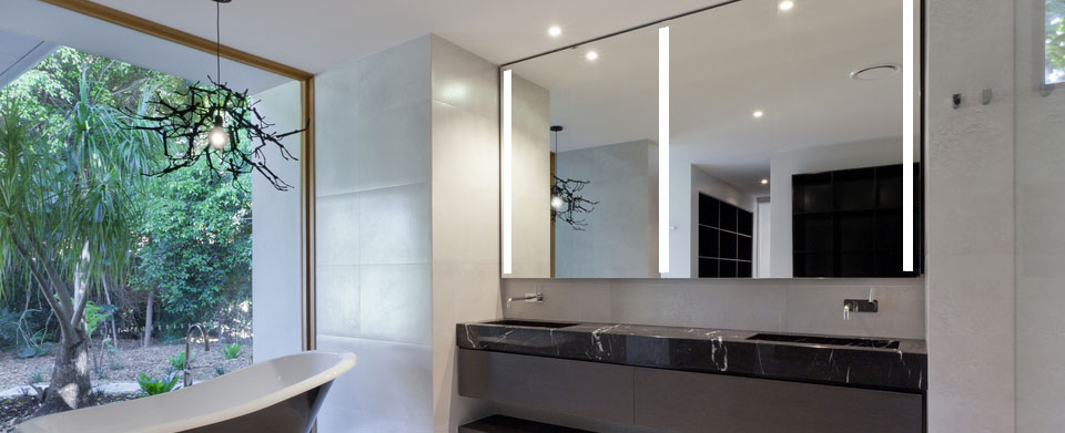 Raleigh Bathroom Remodeling Featuring Frameless Shower