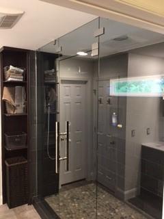 Gallery of Frameless Showers – Mia Shower Doors